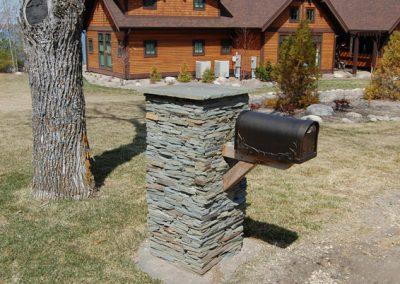 mailbox-stone